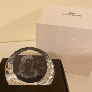 Swarovski Crystal Large Paperweight